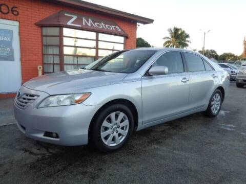 2007 Toyota Camry for sale at Z MOTORS INC in Hollywood FL