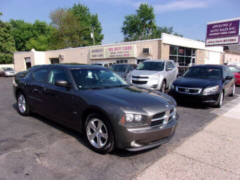 2010 Dodge Charger for sale at Gregory J Auto Sales in Roseville MI