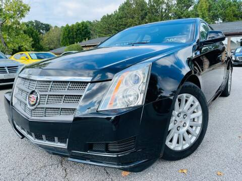 2012 Cadillac CTS for sale at Classic Luxury Motors in Buford GA
