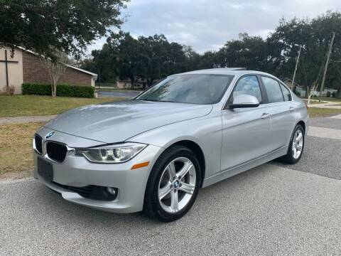 2015 BMW 3 Series for sale at P J Auto Trading Inc in Orlando FL