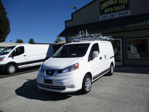2015 Nissan NV200 for sale at Emerald City Auto Inc in Seattle WA