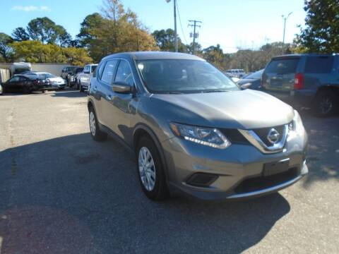 2015 Nissan Rogue for sale at Premium Auto Brokers in Virginia Beach VA