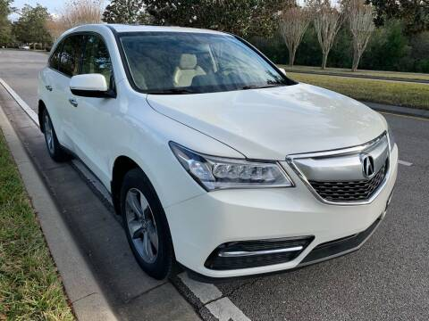 2015 Acura MDX for sale at Perfection Motors in Orlando FL