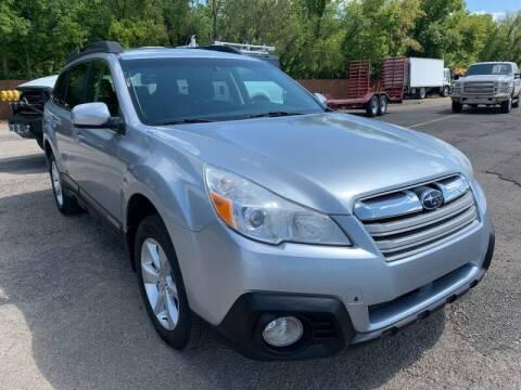 2014 Subaru Outback for sale at Ol Mac Motors in Topeka KS