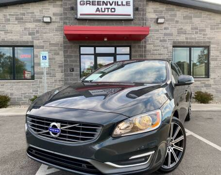2015 Volvo S60 for sale at GREENVILLE AUTO in Greenville WI
