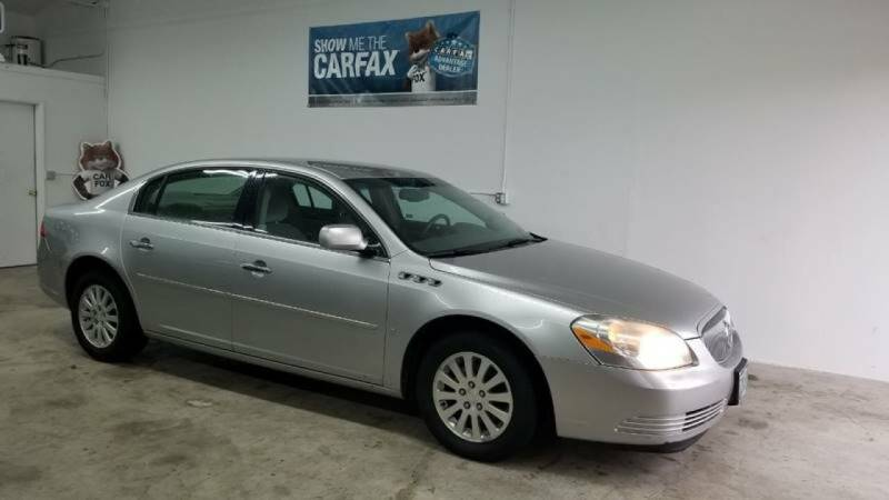 2008 Buick Lucerne for sale at McMinnville Auto Sales LLC in Mcminnville OR