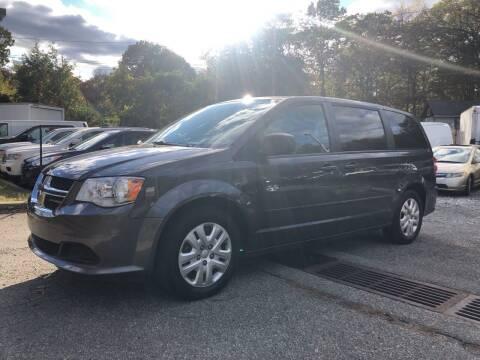 2017 Dodge Grand Caravan for sale at AMA Auto Sales LLC in Ringwood NJ