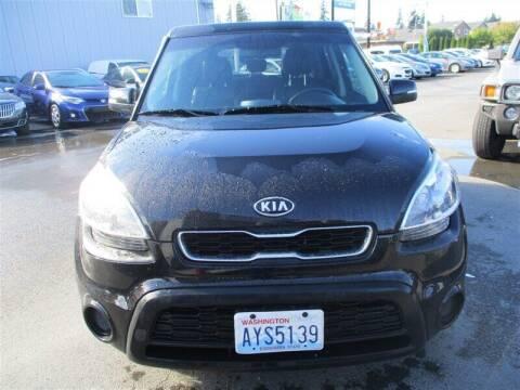2012 Kia Soul for sale at GMA Of Everett in Everett WA