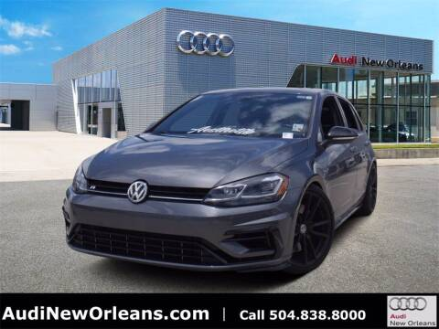 2019 Volkswagen Golf R for sale at Metairie Preowned Superstore in Metairie LA