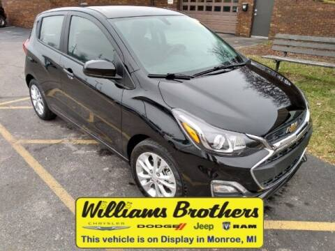 2020 Chevrolet Spark for sale at Williams Brothers - Pre-Owned Monroe in Monroe MI