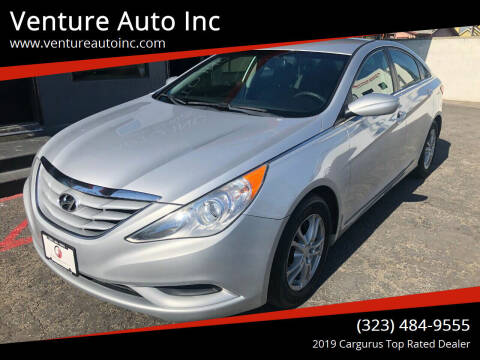 2012 Hyundai Sonata for sale at Venture Auto Inc in South Gate CA