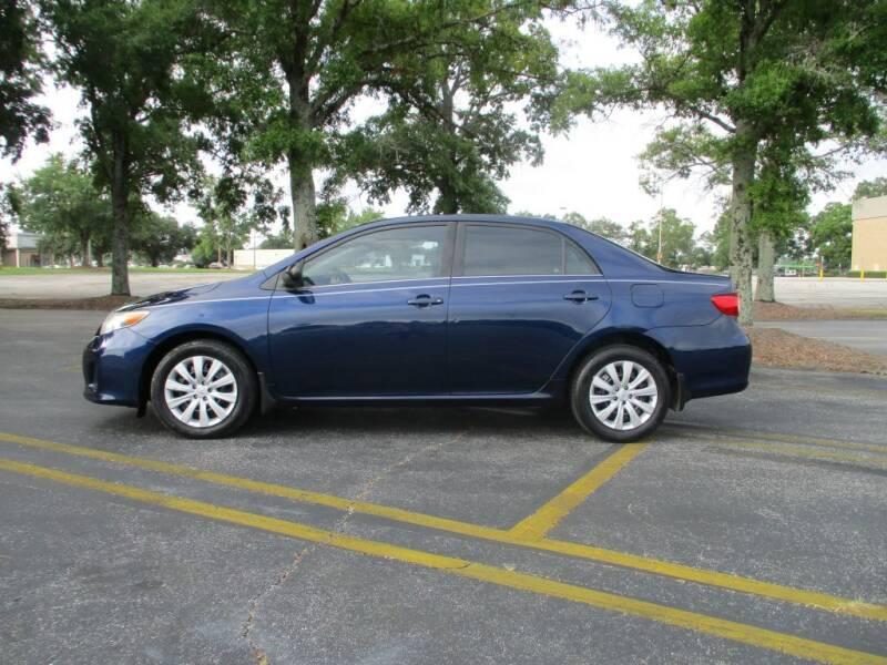 2013 Toyota Corolla for sale at A & P Automotive in Montgomery AL