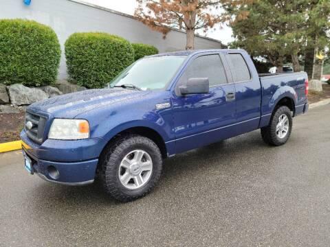 2008 Ford F-150 for sale at SS MOTORS LLC in Edmonds WA