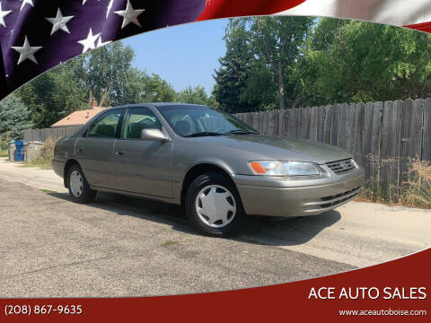 1999 Toyota Camry for sale at Ace Auto Sales in Boise ID