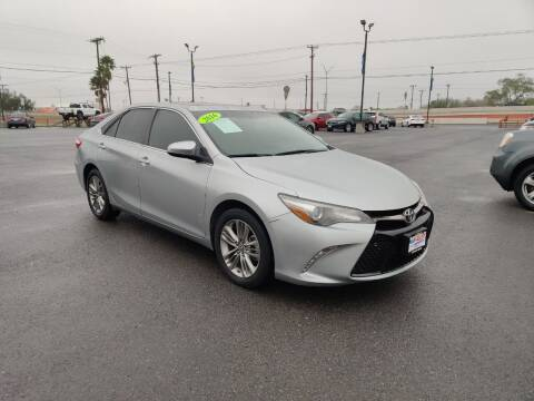 2016 Toyota Camry for sale at Mid Valley Motors in La Feria TX