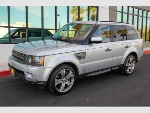 2011 Land Rover Range Rover Sport for sale at REVEURO in Las Vegas NV