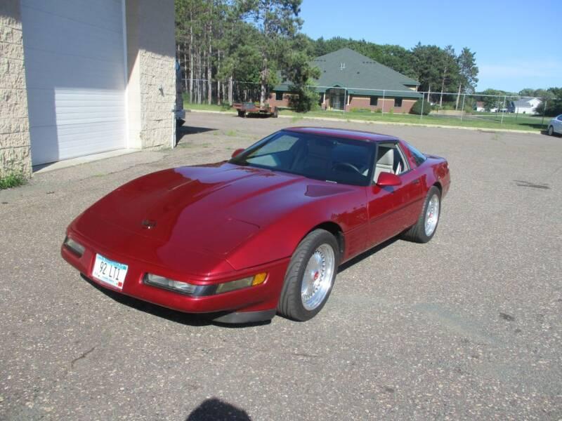 1992 Chevrolet Corvette for sale at Route 65 Sales & Classics LLC - Classic Cars in Ham Lake MN