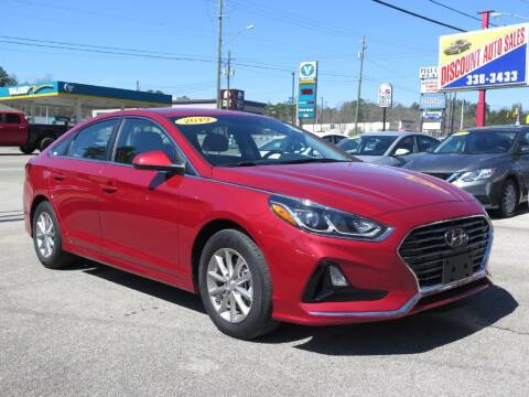 2019 Hyundai Sonata for sale at Discount Auto Sales in Pell City AL