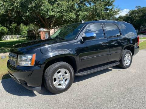 2008 Chevrolet Tahoe for sale at P J Auto Trading Inc in Orlando FL