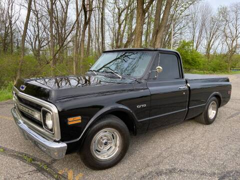 1969 Chevrolet C/K 10 Series for sale at Right Pedal Auto Sales INC in Wind Gap PA