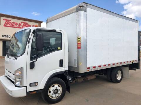 2015 Isuzu NPR for sale at TRUCK N TRAILER in Oklahoma City OK