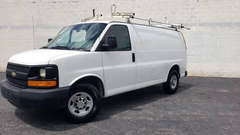 2013 Chevrolet Express Cargo for sale at AUTO FIESTA in Norcross GA