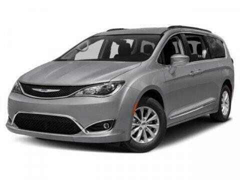 2018 Chrysler Pacifica for sale at SCOTT EVANS CHRYSLER DODGE in Carrollton GA