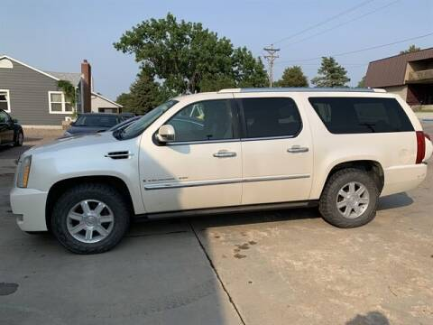 2009 Cadillac Escalade ESV for sale at Daryl's Auto Service in Chamberlain SD