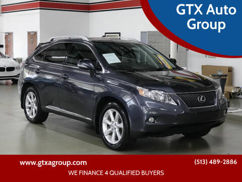 2011 Lexus RX 350 for sale at UNCARRO in West Chester OH