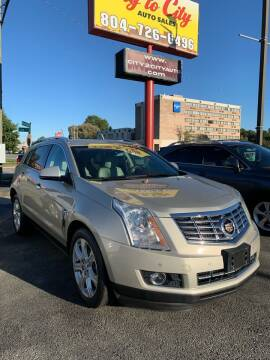 2015 Cadillac SRX for sale at City to City Auto Sales in Richmond VA