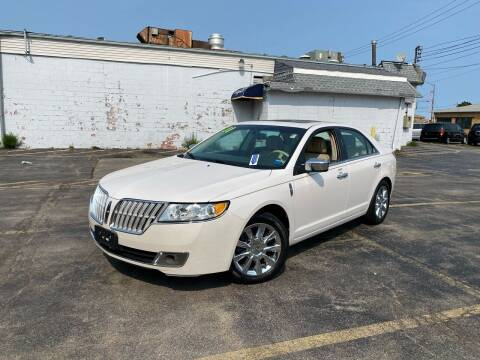 2011 Lincoln MKZ for sale at Santa Motors Inc in Rochester NY