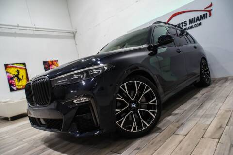 2019 BMW X7 for sale at AUTO IMPORTS MIAMI in Fort Lauderdale FL