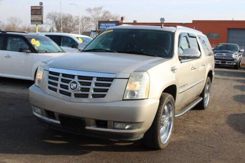 2007 Cadillac Escalade ESV for sale at Road Runner Auto Sales WAYNE in Wayne MI