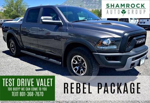 2017 RAM Ram Pickup 1500 for sale at Shamrock Group LLC #1 in Pleasant Grove UT