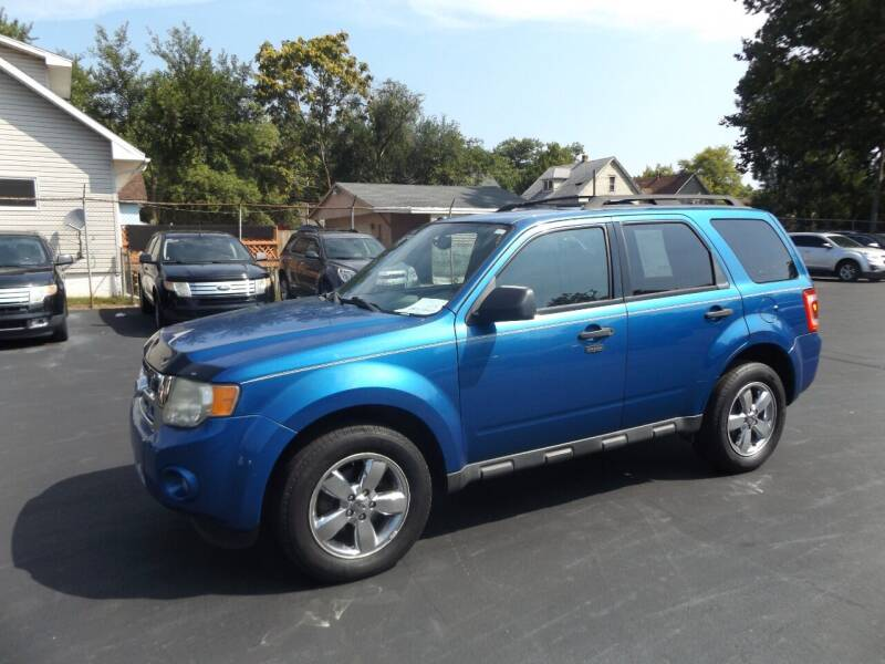 2011 Ford Escape for sale at Goodman Auto Sales in Lima OH