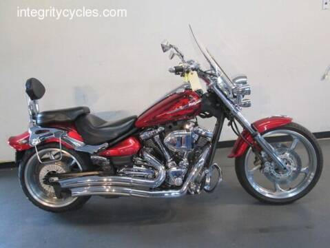 2009 Yamaha Raider for sale at INTEGRITY CYCLES LLC in Columbus OH