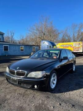 2006 BMW 7 Series for sale at Hamilton Auto Group Inc in Hamilton Township NJ