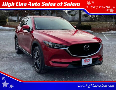 2017 Mazda CX-5 for sale at High Line Auto Sales of Salem in Salem NH