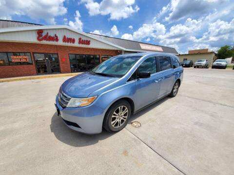 2011 Honda Odyssey for sale at Eden's Auto Sales in Valley Center KS