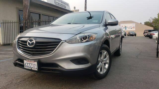 2013 Mazda CX-9 for sale at PRESTIGE PRE OWNED INC in Campbell CA