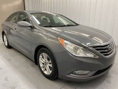 2013 Hyundai Sonata for sale at JOE BULLARD USED CARS in Mobile AL