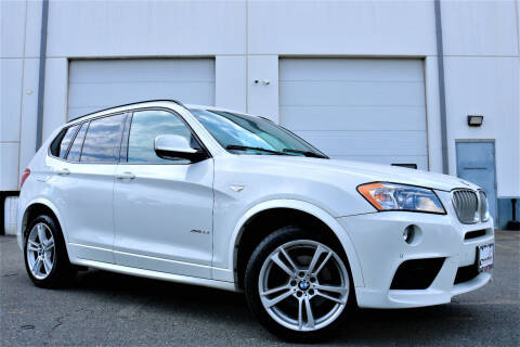 2014 BMW X3 for sale at Chantilly Auto Sales in Chantilly VA