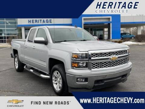 2015 Chevrolet Silverado 1500 for sale at HERITAGE CHEVROLET INC in Creek MI