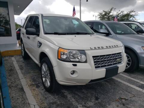2010 Land Rover LR2 for sale at Mike Auto Sales in West Palm Beach FL