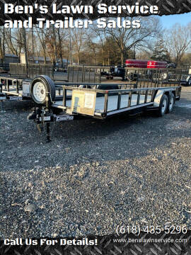 2021 Corn Pro UT-20L for sale at Ben's Lawn Service and Trailer Sales in Benton IL