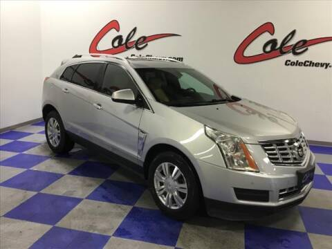 2016 Cadillac SRX for sale at Cole Chevy Pre-Owned in Bluefield WV