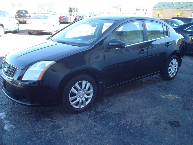 2007 Nissan Sentra for sale at World of Wheels Autoplex in Hays KS