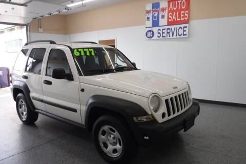 2006 Jeep Liberty for sale at 777 Auto Sales and Service in Tacoma WA