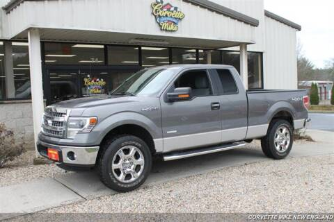 2014 Ford F-150 for sale at Corvette Mike New England in Carver MA