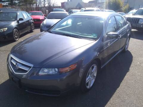 2006 Acura TL for sale at Wilson Investments LLC in Ewing NJ